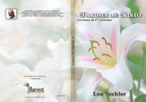 capa livro Lou Seckler 2 corintios aroma de cristo2 ESPANOL